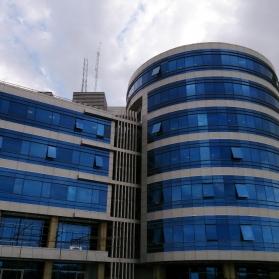 Tabriz Dispaching Building